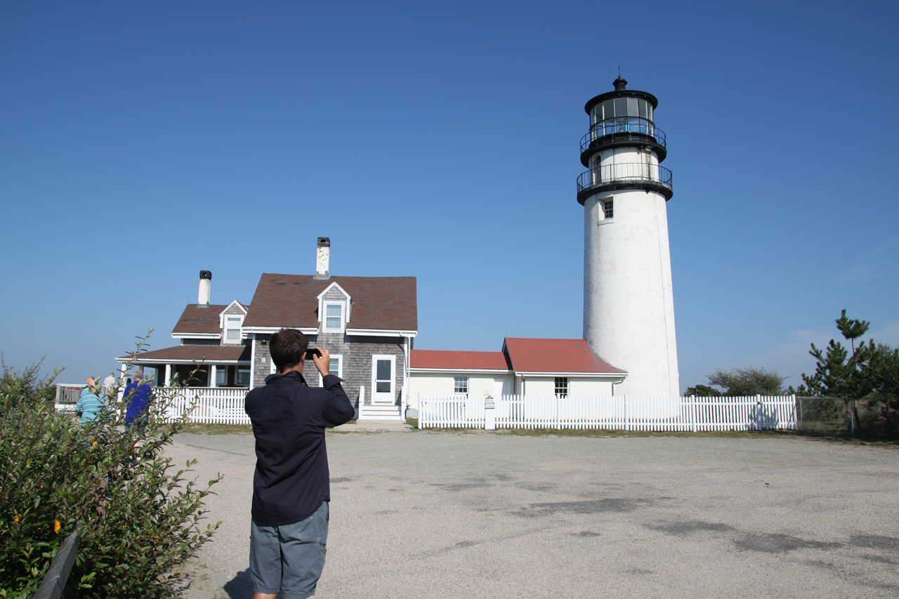 truro lighthouse photo